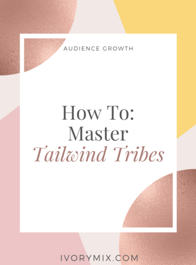 How To Master Tailwind Tribes