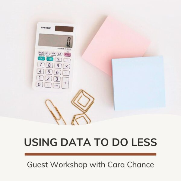 using ata to do less workshop