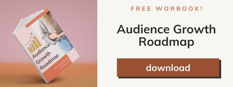 audience growth roadmap