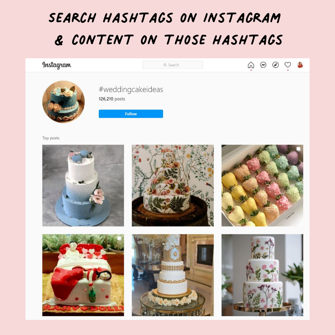 how to find endless content ideas with free tools - instagram